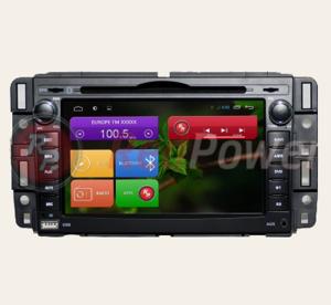 Штатная магнитола Redpower 31021 IPS DSP для автомобилей CHEVROLET TAHOE, HUMMER H2 2008-2009