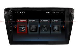 Штатная магнитола Redpower 30007 IPS ANDROID 8 для автомобилей Skoda A7(2013-н.в.)