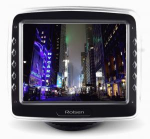 Монитор Rolsen  для камеры заднего вида Rolsen RAM-350