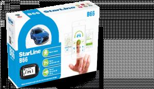 Автосигнализация Starline B66 2CAN+2LIN с обратной связью