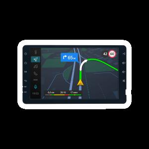 Штатная магнитола Phantom DVM-KI02  на платформе Яндекс Авто для автомобилей  Kia Rio 2017+