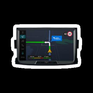 Штатная магнитола Phantom DVM-LD03  на платформе Яндекс Авто для автомобилей Lada X-Ray  2015+