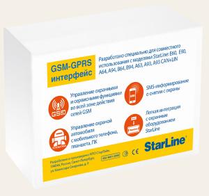 Модуль StarLine GSM