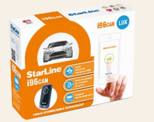 Иммобилайзер StarLine i96 CAN-Lux