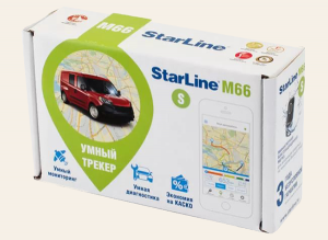GPS-маяк StarLine M66S