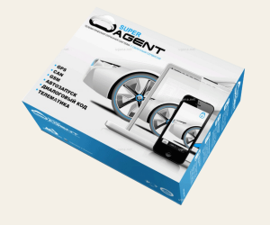 Автосигнализация MS SUPER AGENT с автоматическим запуском двигателя