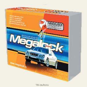 Megalock DoubleLock механический замок капота