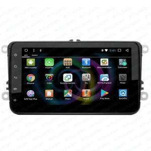 Штатная магнитола MyDean B004U Android 8.1  8 дюймов для автомобилей Volkswagen Polo, Polo sedan (2009-), Golf (2008-2012), Jetta (2005-), Passat (2005-), Tiguan (2007-), Touran (2007-), Passat CC (2008-), Amarok (2009-)