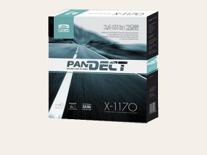 Автосигнализация  Pandeсt X-1170 с автоматическим запуском двигателя