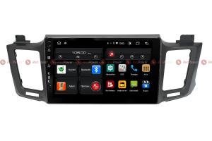 Штатная магнитола Redpower 61017 IPS ANDROID 10 для автомобиля Toyota RAV4 2013-2019