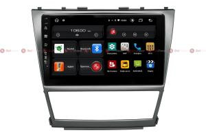 Штатная магнитола Redpower 61064 IPS ANDROID 10 для автомобилей Toyota Camry V40 климат(2006-2012)
