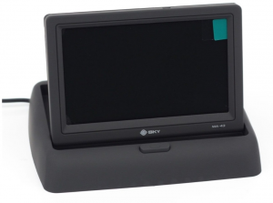 Монитор для камеры заднего вида SKY MA-43 (выдвижной )