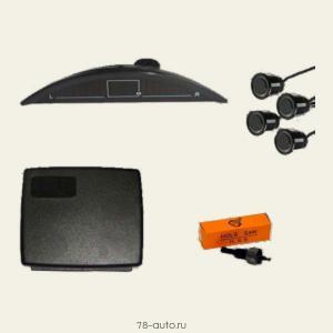 Парктроник Sho-me 2616 (серебристый)