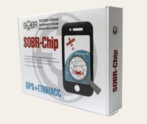 GPS-маяк SOBR Chip12R GPS+GLONASS