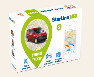 GPS-маяк StarLine M66M GPS+ГЛОНАСС