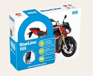 Иммобилайзер StarLine Moto V66