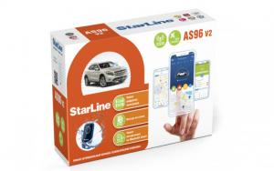 Starline AS96 v2 BT 2CAN+4LIN GSM/GPS