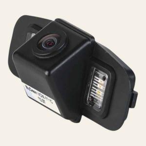 Штатная камера заднего вида MyDean VCM-331C для автомобиля Honda Accord (2008-2011), Civic 4D (2006-2012)
