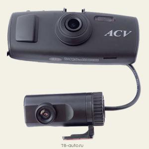 Видеорегистратор ACV GQ615 Dual camera