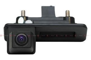 Штатная камера заднего вида Redpower CAM31 в ручку багажника для автомобилей VW B6 (2008-2015) ,Skoda SuperB