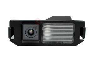 Штатная камера заднего вида Redpower HYU119P для автомобилей Hyundai I30 (07-12), I10, I20, Coupe 2; Kia Picanto, Soul, Ceed (12+) хетчбек, Rio 17+ седан