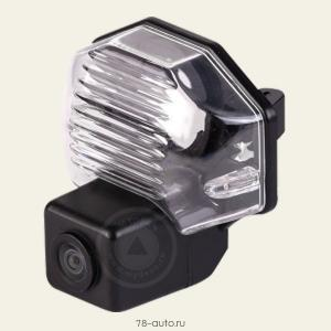 Штатная камера заднего вида MyDean VCM-322 для автомобиля Toyota Corolla  2006-2012 г.в.