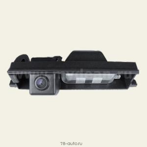 Штатная камера заднего вида MyDean VCM-326 для автомобиля Toyota RAV4 с 2006 г.в.