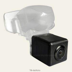 Штатная камера заднего вида MyDean VCM-417 для автомобилей Honda Civic 5D 2012-, CR-V 2012-