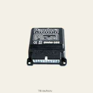 Модуль стеклоподъемника Pandora DWM 502