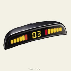 Парктроник ParkMaster 4-DJ-45F(45F-4-A)