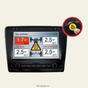 Датчики давления в шинах ParkMaster TPMS 4-01