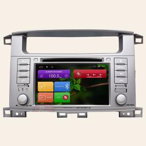 Штатная магнитола Redpower 31183 IPS DSP Toyota Land Cruiser 100 (с DVD ) (На Топ с навигацией не подходит)
