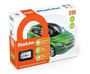 Автосигнализация StarLine E96 BT LUX с автоматическим запуском двигателя