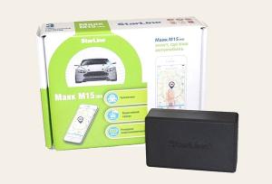 GPS-маяк Starline M15 эко GPS+Глонасс